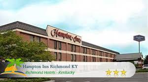 Comfort Suites Richmond Ky Hampton Inn Richmond Ky Richmond Hotels Kentucky Youtube