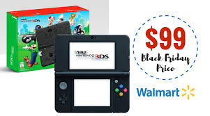 target black friday n3ds black friday deal new nintendo 3ds super mario black edition only