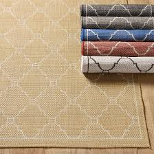 Rug Outdoor Geneve Indoor Outdoor Rug Ballard Designs