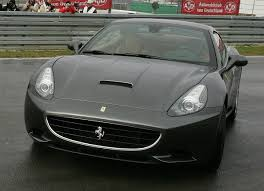 Ferrari California Gray - schumi takes the ferrari california for a spin on the u0027ring u2013 with
