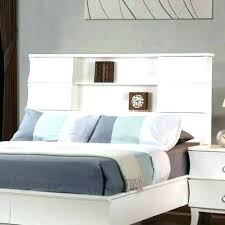 twin bed with bookcase headboard and storage bed with shelf headboard image of queen storage platform bed