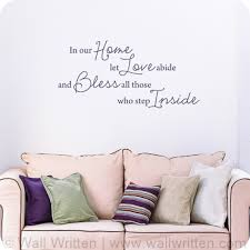 Living Room Wall Decals Wall Quotes And Sayings - Family room wall quotes
