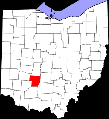 fayette county maps file map of ohio highlighting fayette county svg wikimedia commons