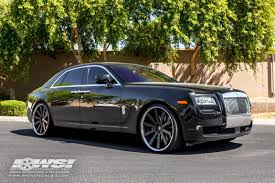 roll royce royce ghost 2011 rolls royce ghost with gianelle wheels by wheel specialists