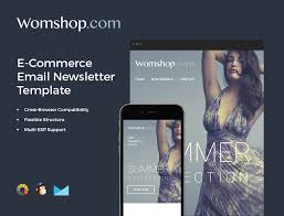e newsletter templates for online stores zippypixels