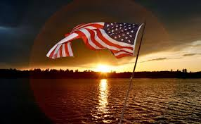 American Flag Sunset 1 In 4 Americans Don U0027t Believe In God U2013 The Armageddon Times