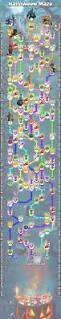 Halloween Wars Wiki by Map Overview Halloween Maze Island