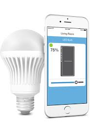 remote control dimmable led bulb home lighting solutions smarthome
