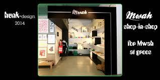 Shop In Shop Interior Shop In Shop Mwah Hunk Design