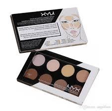Make Up Nyx brand make up nyx highlight contour pressed powder palette