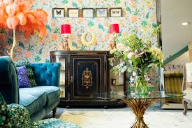 Wallpaper Interior Design The Showroom Matthew Williamson