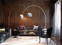 Arc Lights The Arc Lamp Its 60s Shine Transports Traditional Interiors To