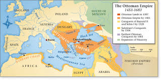 Ottoman Empire Facts Ottoman Empire 1400 The Magellan Project