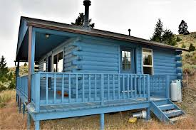 Judith Mountain Cabin by Elkhorn Mountain Realty Located In Helena Mt