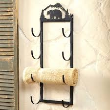 wall towel rack for bathroom birdcages