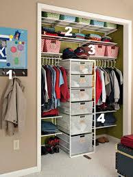kid friendly closet organization amazing inexpensive closet organizers ideas for organizing kids