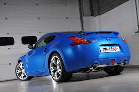 new nissan z milltek exhaust for nissan 370z
