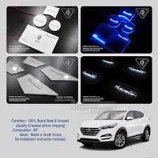hyundai tucson battery size led wireless battery charger cup holder door catch plate for