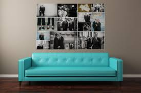custom photo wall stickers decals and removable photo wallpaper a unique way to display wedding photos