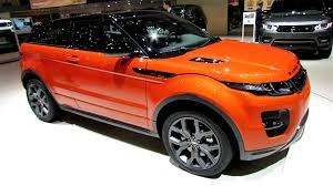range rover coupe 2014 2015 range rover evoque autobiography dynamic exterior interior