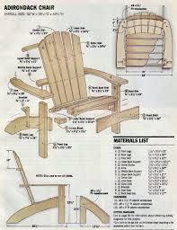 Ottoman Plans Adirondacks Chairs Plans Best Home Chair Decoration