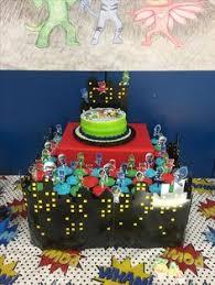 pj masks birthday party justin u0027s 5th pj masks birthday party