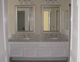 fancy bathroom mirrors furniture ideas for decorating bathroom mirrors bling silver