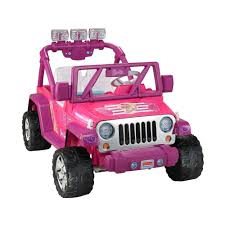 jeep christmas stocking power wheels barbie deluxe jeep wrangler 12 volt battery powered