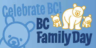 bc family day province of columbia