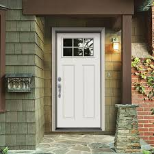 decor red wooden home depot entry doors for chic home decoration