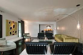 Modern Glam Modern Living Room Atlanta By Burns Century - Modern living room furniture atlanta