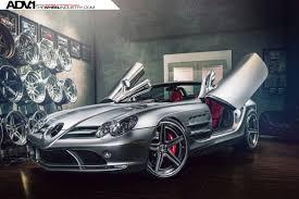 Benz Slr Mclaren Adv5 Track Spec Cs