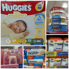 newborn essentials my newborn essentials kit all found at sam s club