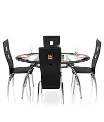 extendable dining table india chair manchester 4 seater dining set buy chair table price india