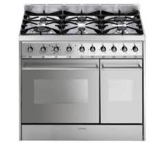 Smeg 110 Gloss Black Induction Smeg Cooker Smeg Range Cookers Smeg Range Appliance Depot