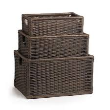 Wicker Kitchen Furniture Wicker Basket Sales And Special Offers The Basket Lady