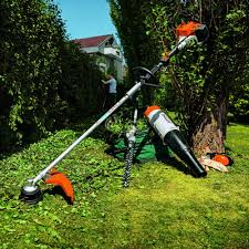 stihl km130 r machinery from gustharts uk