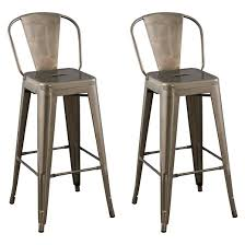 29 Inch Bar Stools With Back Carlisle 29