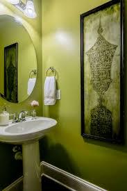 Green Powder Room Elegant Bachelor Pad Ideas Form U0026 Function