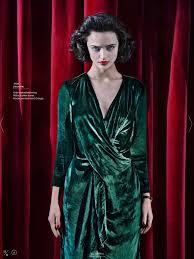 elle sweden revisits twin peaks in fashion shoot images i love
