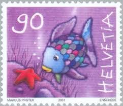 stamp illustration book
