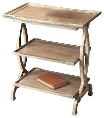end table with shelves side tables shelf side table wood side table white rustic white