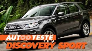 land rover discovery diesel o land rover discovery sport diesel na visão do autoo youtube