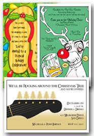 holiday invitations christmas invitations