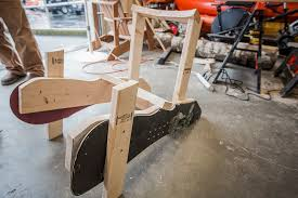 Build An Adirondack Chair Diy How To Build An Adirondack Chair Out Of Skis Rei Co Op Journal