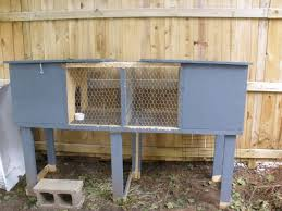Rabbit Hutch For 4 Rabbits Building A Rabbit Hutch Notes From A Country Living In The City