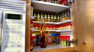 spice cabinets for kitchen spicy shelf official tv commercial new youtube
