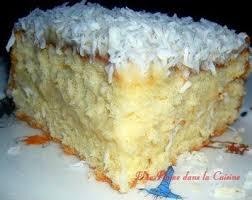 recettes de cuisine antillaise gâteau mont blanc antillais facile desserts mont