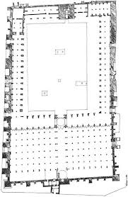 floor plan of mosque design of mosques and the problem of esthetics