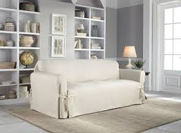 Sectional Sofa Covers Tips Sure Fit Slipcovers Sofa Slipcover For Sectional Sofa